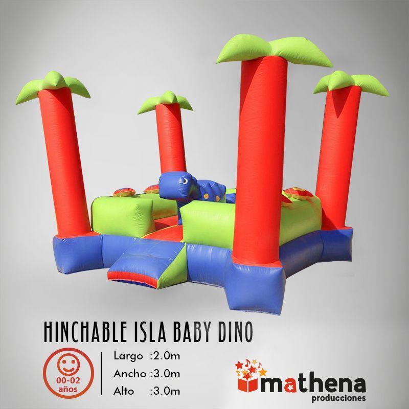 Bebés Isla Baby Dino