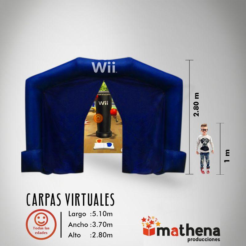 Carpas Virtuales