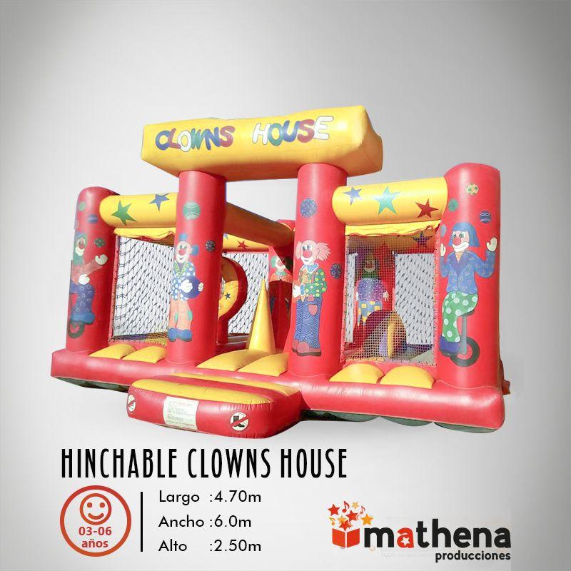 Clowns House