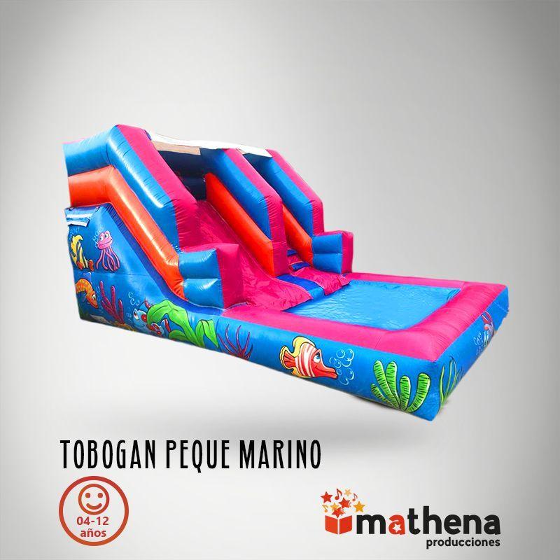 Tobogán Peque Marino