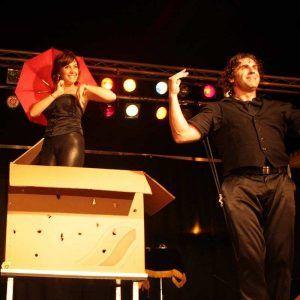 fiestas adultos artistas de magia en valencia