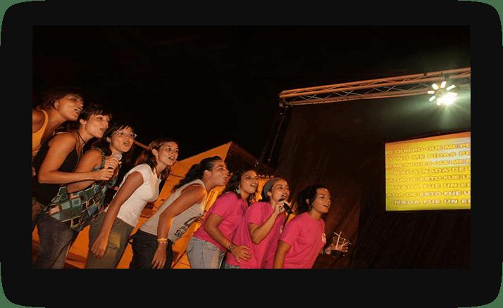fiesta adultos karaoke en valencia