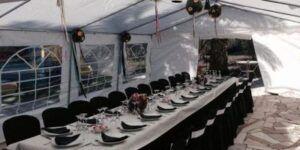 mesas carpas y sillas para eventos